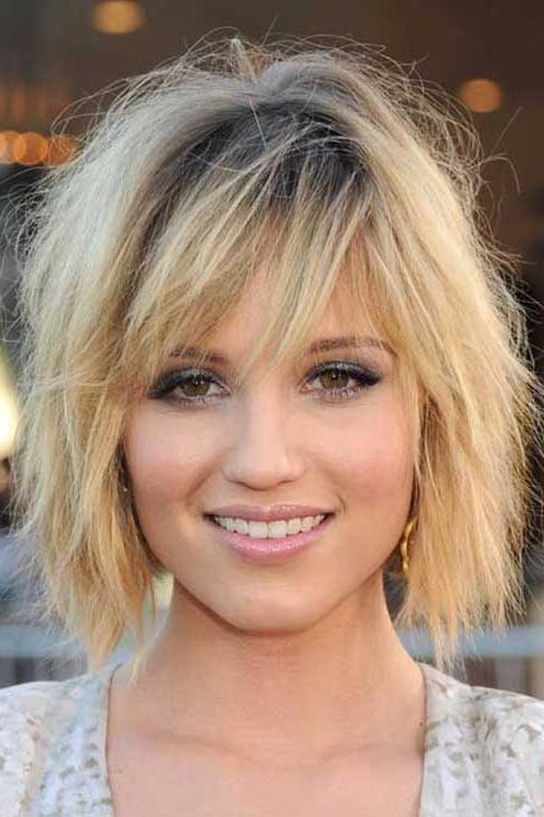 8 Choppy Bob Hairstyles For Thick Hair – Crazyforus With Regard To Choppy Short Hairstyles For Thick Hair (Gallery 9 of 20)