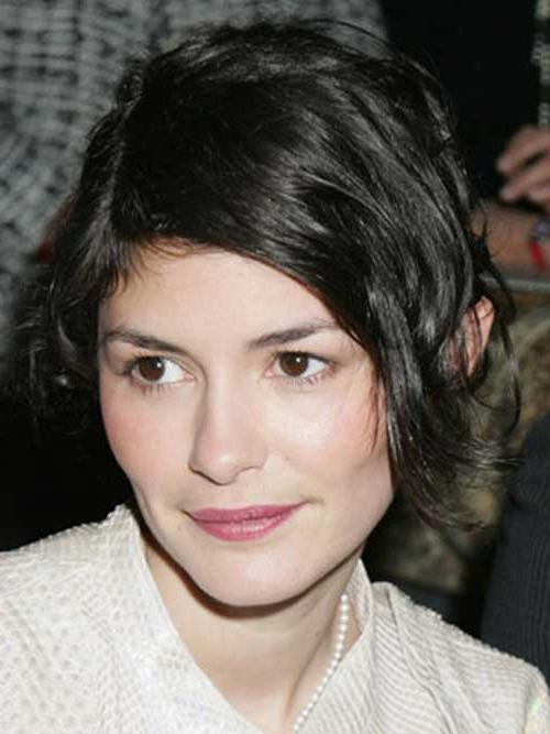 80 Best Haircuts For Short Hair | Short Hairstyles 2016 – 2017 For Audrey Tautou Short Haircuts (Gallery 1 of 20)