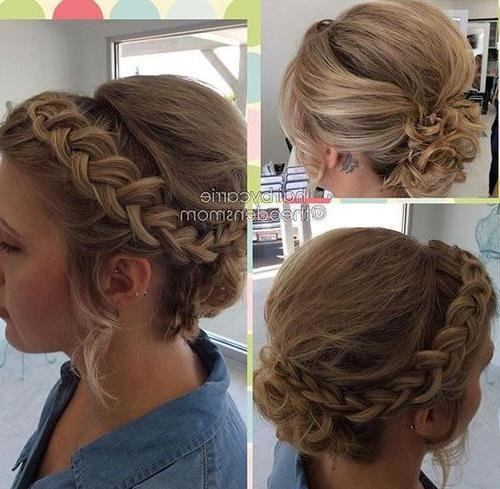 86 Best Prom Images On Pinterest | Hair, Hairstyles And Wedding Throughout Short Hairstyles For Prom Updos (View 5 of 20)