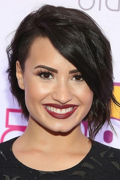 947 Best Demi Lovato Images On Pinterest | Artists, Celebrities In Demi Lovato Short Haircuts (View 17 of 20)