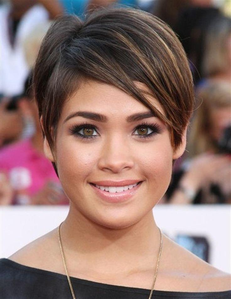 99 Best Short Hair Cuts Images On Pinterest | Hairstyles, Make Up For Dramatic Short Haircuts (View 18 of 20)