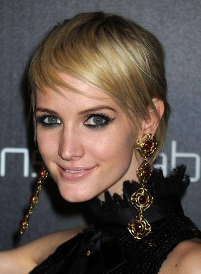Ashlee Simpson – Beauty Riot For Ashlee Simpson Short Hairstyles (View 2 of 20)