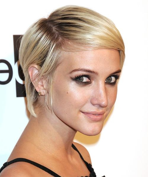Ashlee Simpson Hairstyles For 2018 | Celebrity Hairstyles In Ashlee Simpson Short Hairstyles (View 3 of 20)