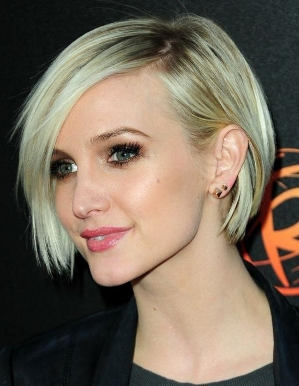 Ashlee Simpson Short Haircut Amazing Hair For Office Activities Regarding Ashlee Simpson Short Haircuts (View 9 of 20)