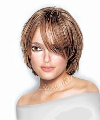 Assyams Info: Pictures Of Short Haircuts Intended For Low Maintenance Short Hairstyles (View 7 of 20)