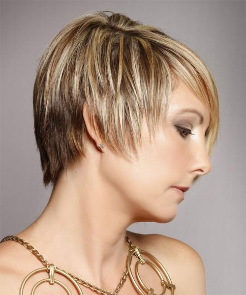Asymmetrical Haircuts And Hairstyles In 2018 Pertaining To Short Haircuts With One Side Longer Than The Other (View 6 of 20)