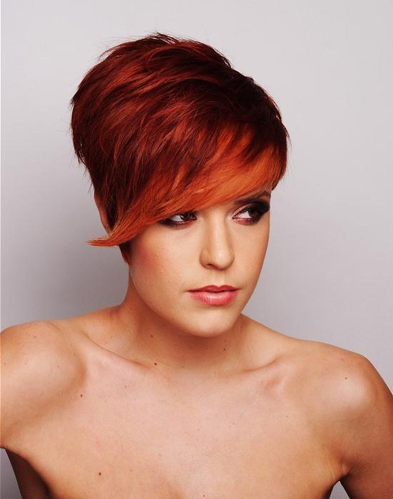 Auburn Red Short Hair N Bob | Hairstyles | Hair Photo Pertaining To Auburn Short Hairstyles (View 4 of 20)