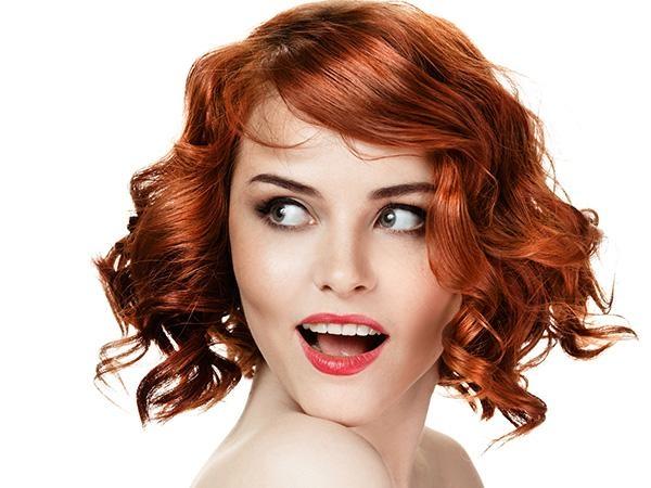 Auburn Streaks | Medium Hair Styles Ideas – 42213 With Auburn Short Haircuts (View 7 of 20)