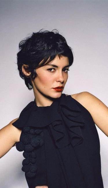 Audrey Tautou ♥ | Audrey Tautou ♥ | Pinterest | Audrey Tautou Intended For Audrey Tautou Short Haircuts (View 8 of 20)