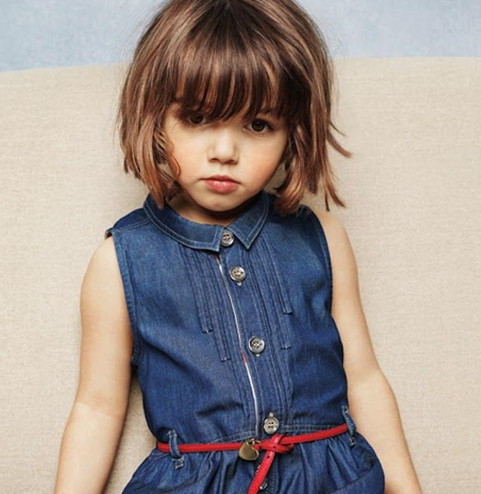 Awesome Il Mondo Di Ingrid: Burberry Childrenswear Ss14 Collection Pertaining To Kids Short Haircuts With Bangs (View 8 of 20)