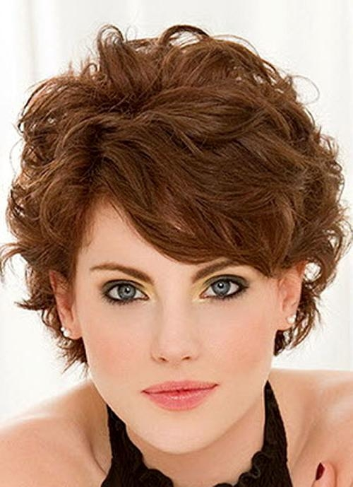 Beautiful Short Haircuts For Fat Faces – New Hairstyles, Haircuts With Regard To Short Hairstyles For Obese Faces (View 12 of 20)
