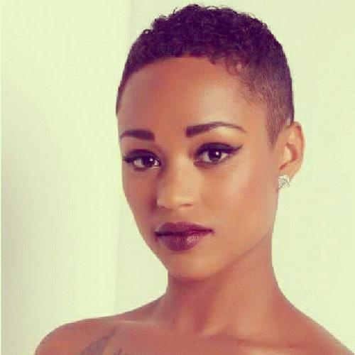 Beautiful Short Hairstyles For Black Women | Short Hairstyles 2016 With Regard To Short Haircuts For African Women (View 14 of 20)