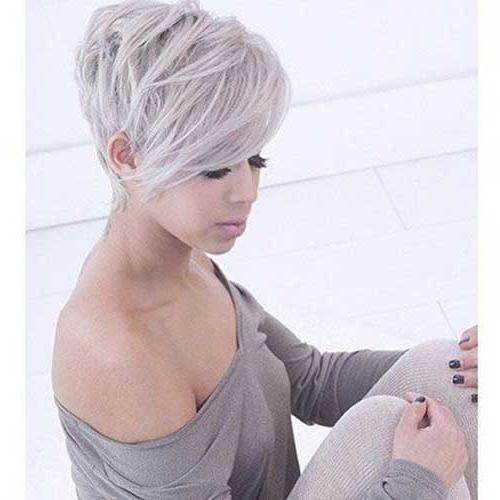 Beloved Short Haircuts For Women With Round Faces | Short Within Womens Short Haircuts For Round Faces (View 14 of 20)