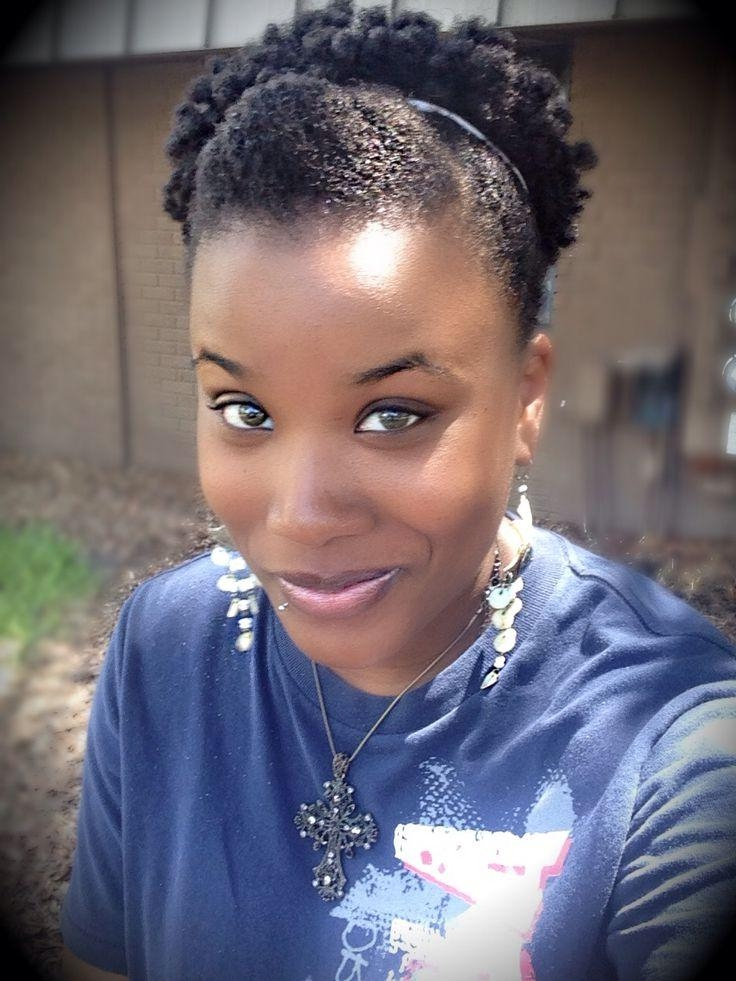 Best 25+ 4C Natural Hairstyles Short Ideas On Pinterest | Afro For 4C Short Hairstyles (View 8 of 20)