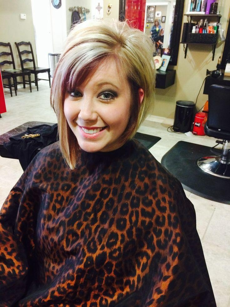 Best 25+ A Symmetrical Cut Ideas On Pinterest | Stepping Stone Pertaining To Symmetrical Short Haircuts (View 12 of 20)