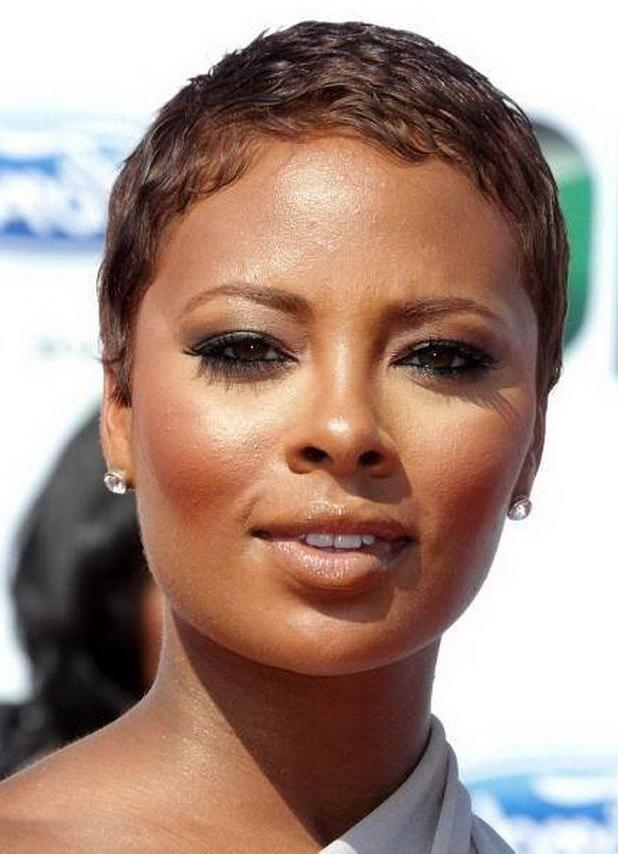 Best 25+ African American Short Haircuts Ideas On Pinterest With Really Short Haircuts For Black Women (View 12 of 20)