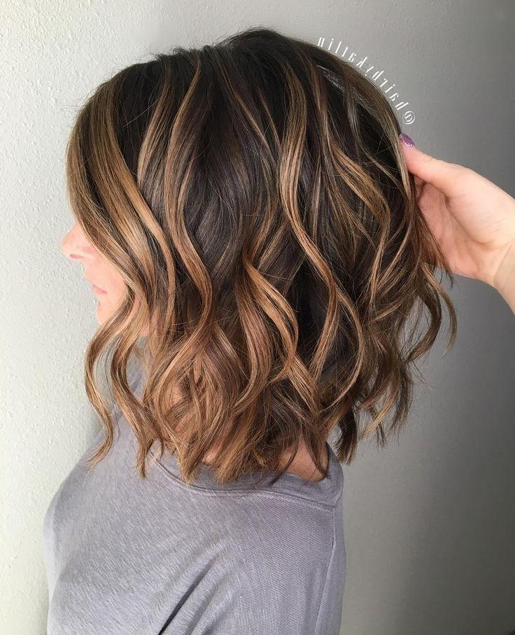 Best 25+ Balayage On Short Hair Ideas On Pinterest | Short Inside Short Hairstyles With Balayage (View 11 of 20)