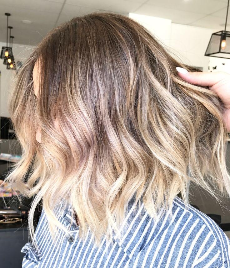 Best 25+ Balayage Short Hair Ideas On Pinterest | Short Balayage Inside Short Hairstyles With Balayage (View 13 of 20)