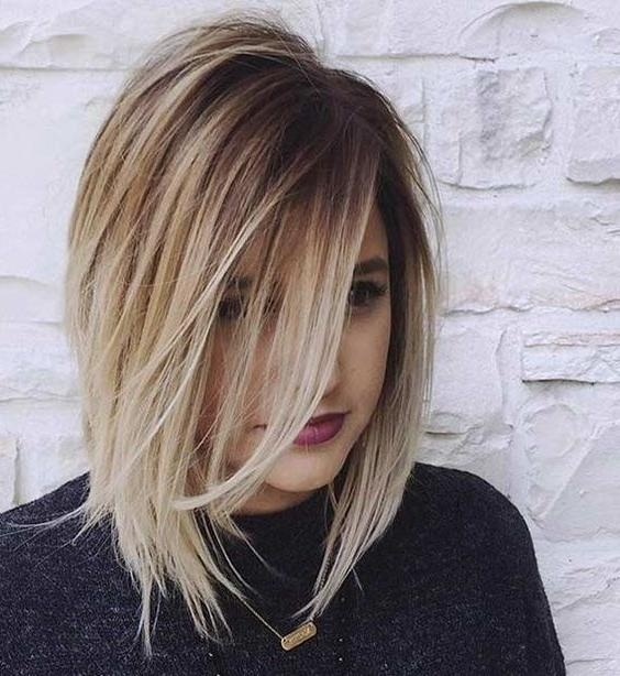 Best 25+ Balayage Short Hair Ideas On Pinterest | Short Balayage Regarding Short Hairstyles With Balayage (View 15 of 20)