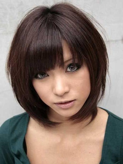 Best 25+ Bangs Short Hair Ideas On Pinterest | Short Hair With In Short Hairstyles With Fringe (View 10 of 20)