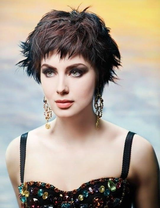 Best 25+ Cropped Hairstyles Ideas On Pinterest | Short Cropped With Regard To Cropped Short Hairstyles (View 9 of 20)