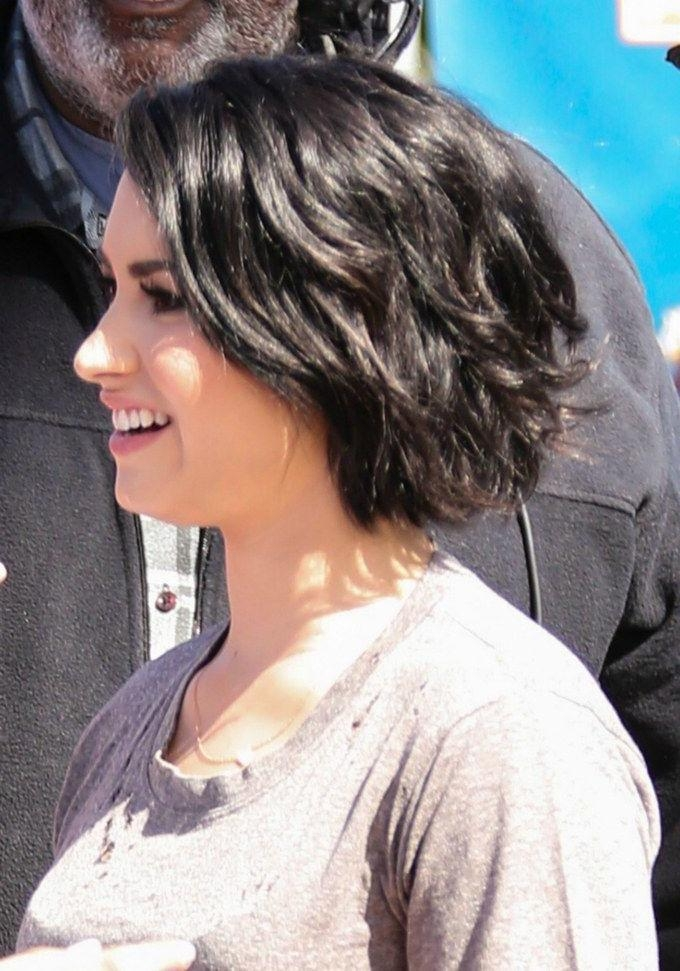 20 collection of demi lovato short haircuts