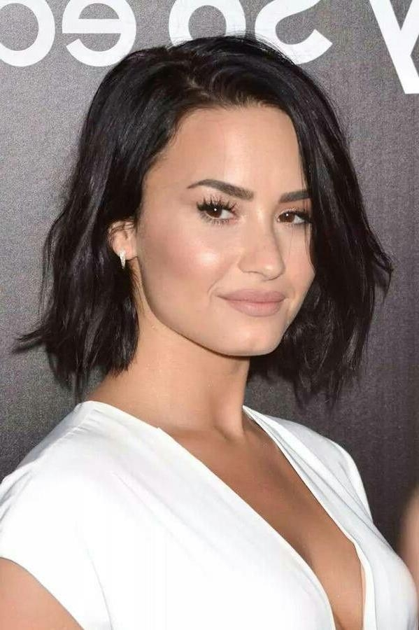 Best 25+ Demi Lovato Haircut Ideas On Pinterest | Demi Lovato Within Demi Lovato Short Haircuts (View 6 of 20)
