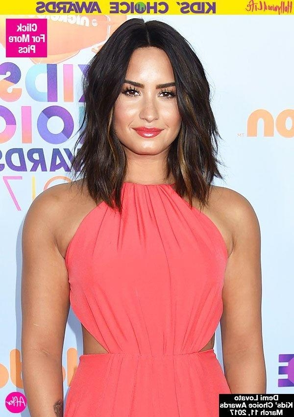 Best 25+ Demi Lovato Short Hair Ideas On Pinterest | Demi Lavato Within Demi Lovato Short Haircuts (View 13 of 20)