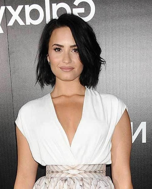 Best 25+ Demi Lovato Short Hair Ideas On Pinterest | Demi Lovato For Demi Lovato Short Hairstyles (View 5 of 20)