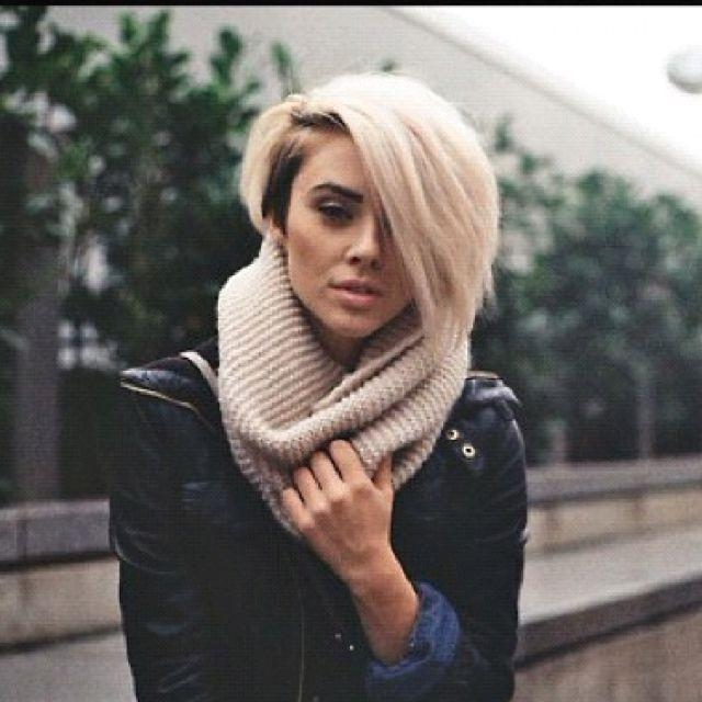 Best 25+ Edgy Short Hair Ideas On Pinterest | Hair Cuts Edgy, Edgy In Edgy Asymmetrical Short Haircuts (View 11 of 20)