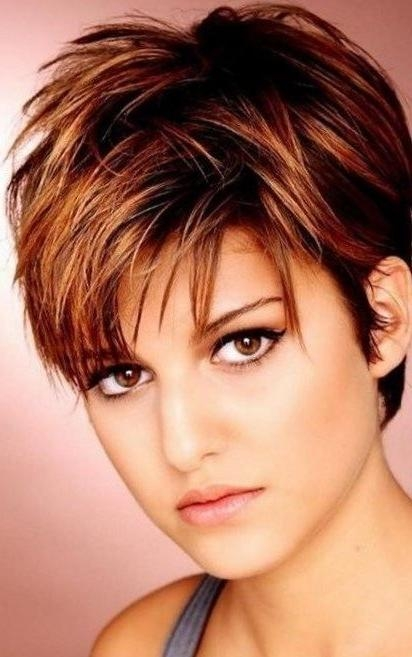 Best 25+ Face Shape Hairstyles Ideas On Pinterest | Face Shape Pertaining To Short Haircuts For A Square Face Shape (View 18 of 20)