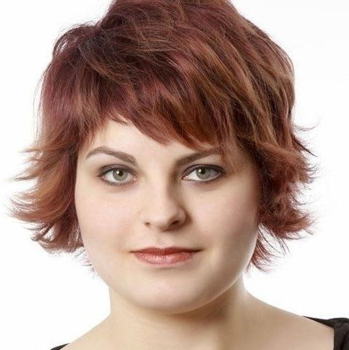 Best 25+ Fat Face Haircuts Ideas On Pinterest | Hairstyles For Fat Inside Short Haircuts For Big Round Face (View 8 of 20)