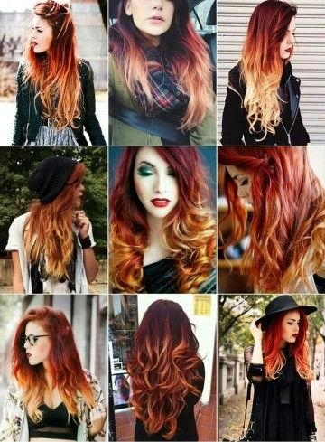 Best 25+ Fiery Red Hair Ideas On Pinterest | Which Red Hair Colour In Fire Red Short Hairstyles (View 8 of 20)