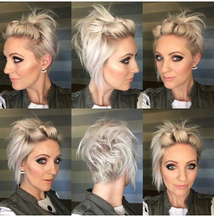 Best 25+ Growing Out Pixie Cut Ideas On Pinterest | Growing Out Intended For Short Hairstyles For Growing Out A Pixie Cut (View 10 of 20)