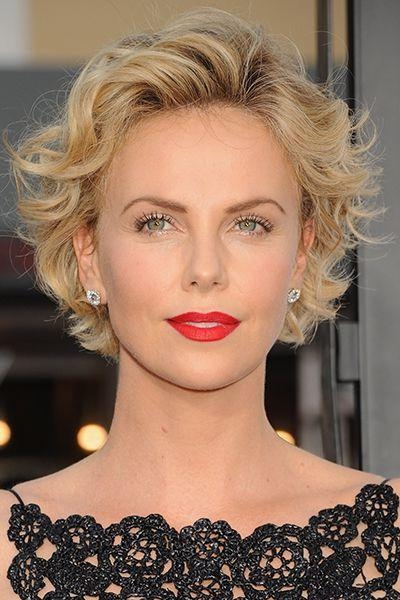 Best 25+ Hairstyles For 2015 Ideas On Pinterest | Short Hairstyles In Short Hairstyles Swept Off The Face (View 3 of 20)
