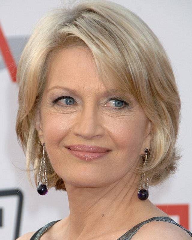 Best 25+ Hairstyles For Older Women Ideas On Pinterest | Older For Older Lady Short Hairstyles (View 11 of 20)