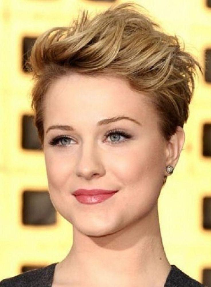 Best 25+ Hairstyles For Square Face Ideas On Pinterest | Haircut In Short Haircuts For Square Jawline (View 8 of 20)
