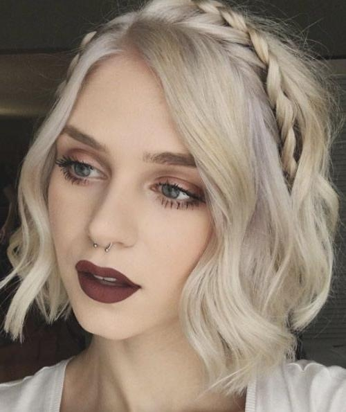 Best 25+ Headband Short Hair Ideas On Pinterest | Headbands For Throughout Cute Short Hairstyles With Headbands (View 8 of 20)