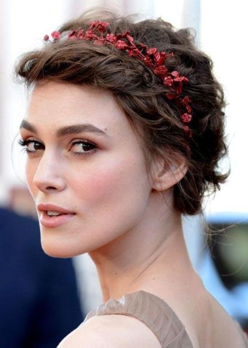 Featured Photo of Short Hairstyles With Headbands