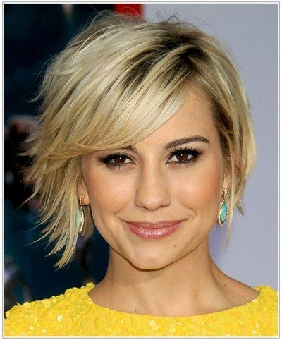 Best 25+ Heart Shaped Face Hairstyles Ideas On Pinterest | Hair In Cute Short Haircuts For Heart Shaped Faces (View 3 of 20)