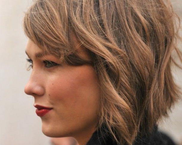 Best 25+ Karlie Kloss Haircut Ideas On Pinterest | Karlie Kloss In Karlie Kloss Short Haircuts (View 4 of 20)