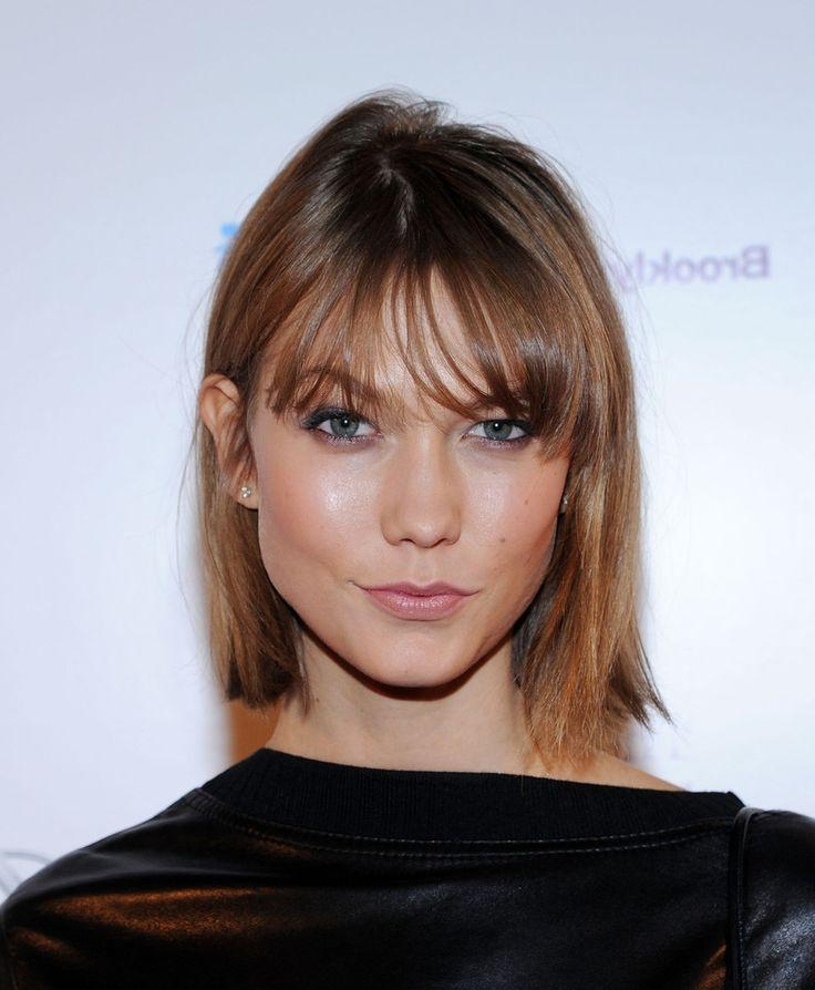Best 25+ Karlie Kloss Short Hair Ideas On Pinterest | Karlie Kloss Throughout Karlie Kloss Short Haircuts (View 6 of 20)