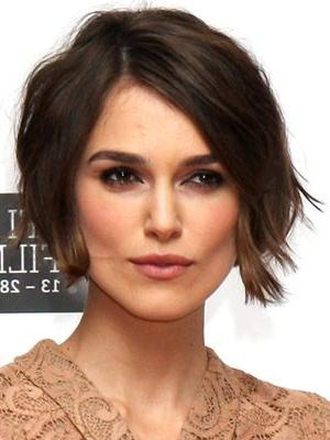 Best 25+ Keira Knightley Hair Ideas On Pinterest | Kiera Knightly Intended For Keira Knightley Short Hairstyles (View 14 of 20)