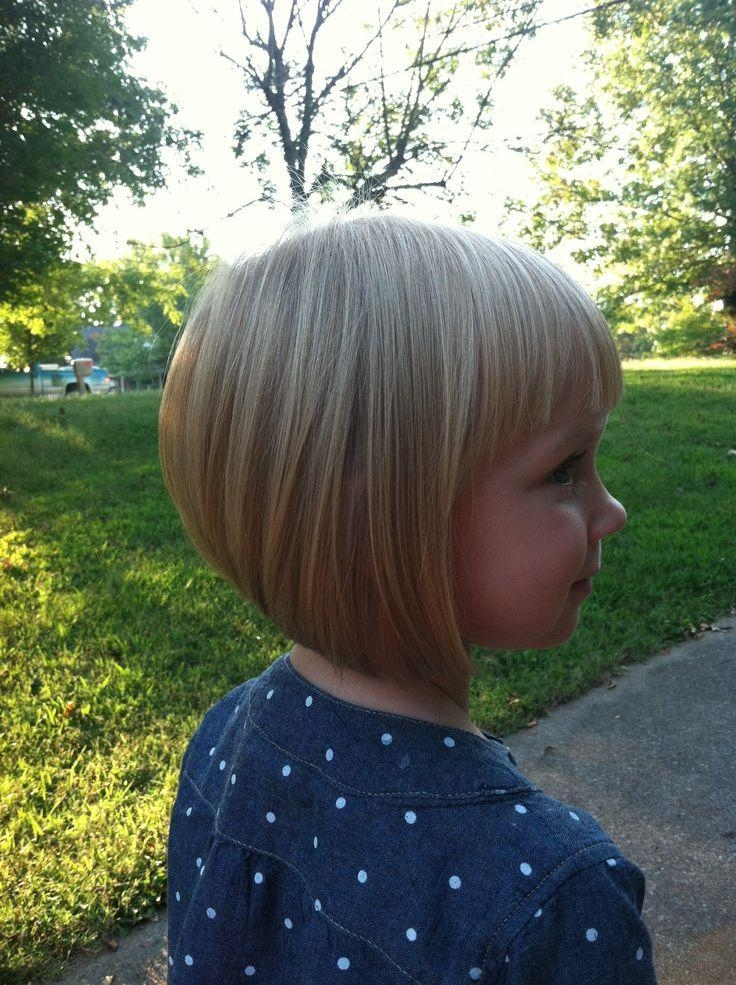 Best 25+ Kids Short Haircuts Ideas On Pinterest | Girls Short In Kids Short Haircuts With Bangs (View 9 of 20)