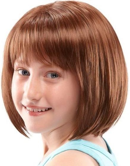 Best 25+ Kids Short Haircuts Ideas On Pinterest | Girls Short Throughout Kids Short Haircuts With Bangs (View 10 of 20)