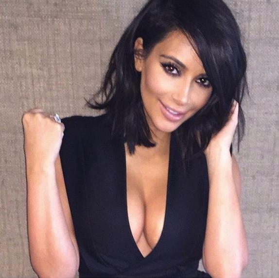 Best 25+ Kim Kardashian Hairstyles Ideas On Pinterest | Kim In Kim Kardashian Short Haircuts (View 6 of 20)
