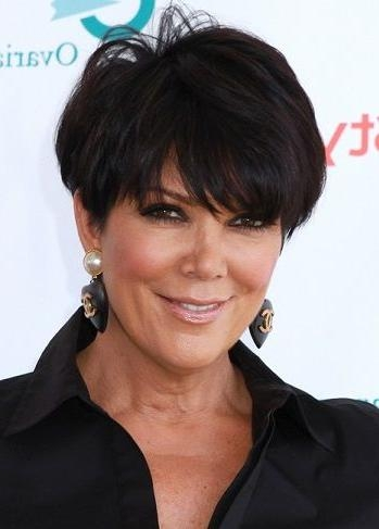 Best 25+ Kris Jenner Haircut Ideas On Pinterest | Kris Jenner Inside Kris Jenner Short Haircuts (View 3 of 20)