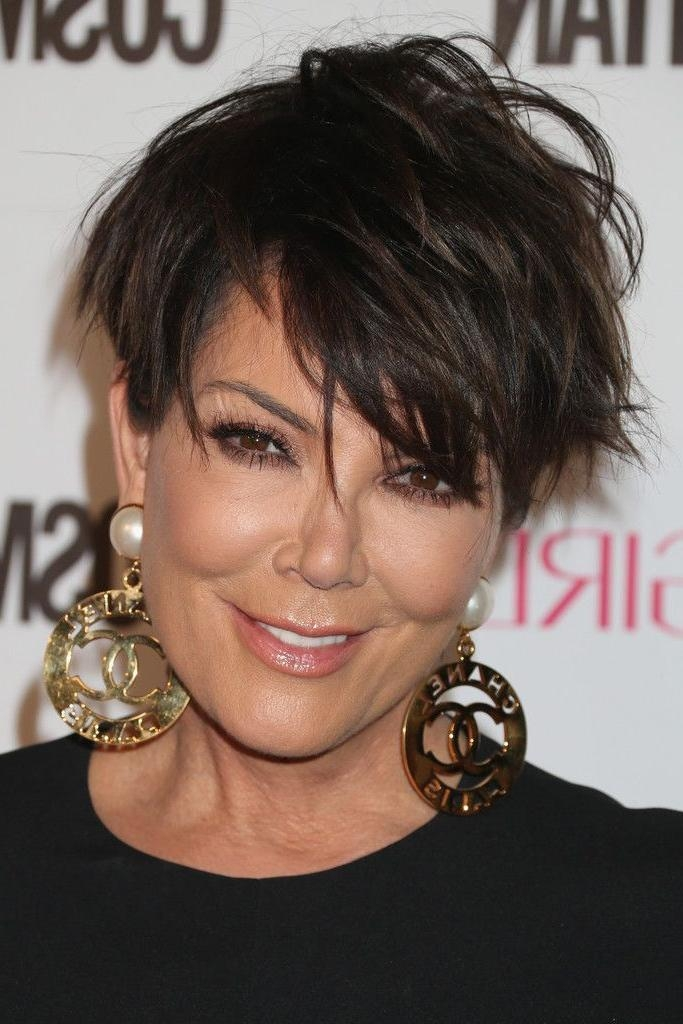 Best 25+ Kris Jenner Haircut Ideas On Pinterest | Kris Jenner Pertaining To Kris Jenner Short Haircuts (View 4 of 20)