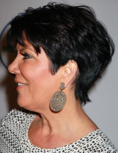Best 25+ Kris Jenner Haircut Ideas On Pinterest | Kris Jenner Regarding Kris Jenner Short Haircuts (View 5 of 20)
