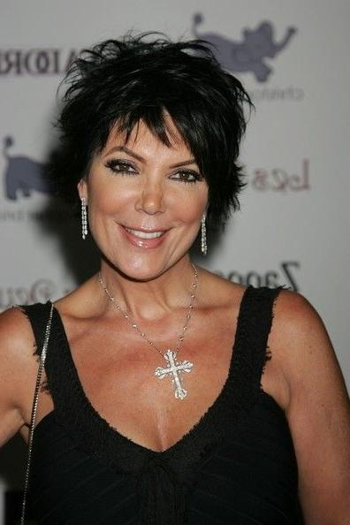 Best 25+ Kris Jenner Hairstyles Ideas On Pinterest | Kris Jenner Throughout Kris Jenner Short Haircuts (View 8 of 20)